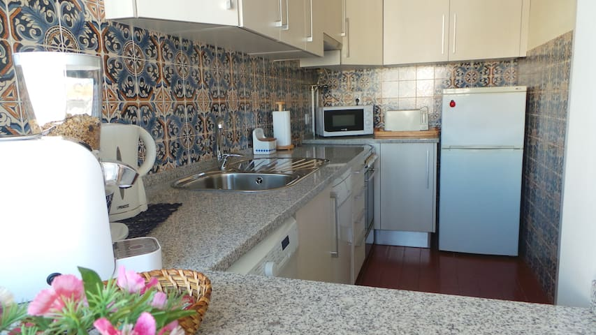 Kitchen full renewed on Jan 2015