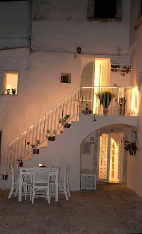 beatiful appartment in Cisternino - Cisternino - Departamento