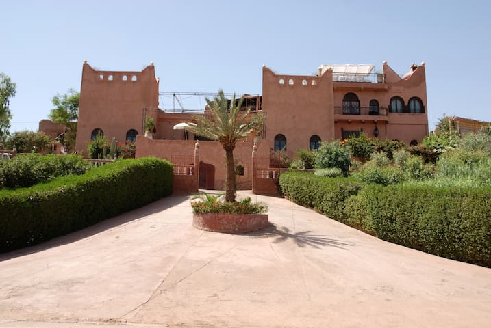 Kasbah traditionnelle  - Marrakech - House