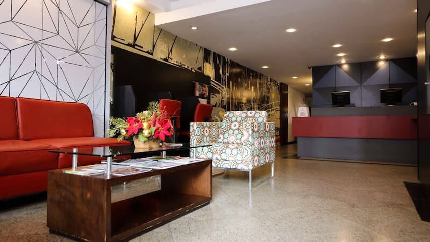 Excelente Flat, Apartamento, Studio Centro  Batel