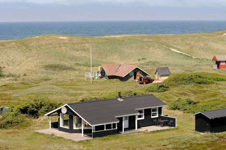Seaside Holiday Home in Jutland with Barbecue