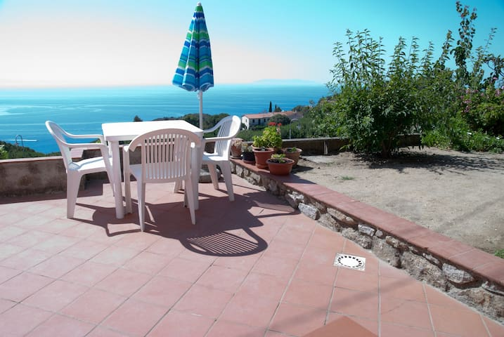 Stay on the beautiful isle of Elba! - Marciana - Apartamento