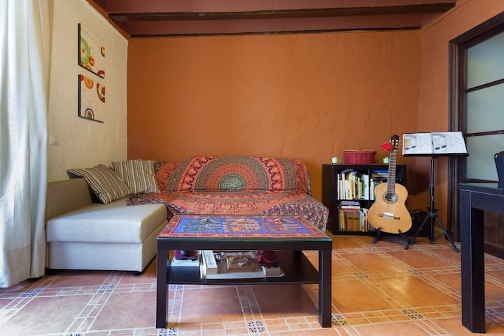 Lovely appartment oppositeSta.María - Arcos de la Frontera - Appartement