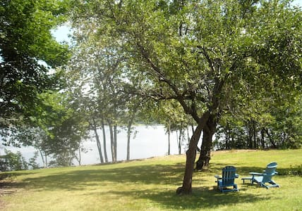 Maine Riverfront Bed and Breakfast - Calais - Bed & Breakfast