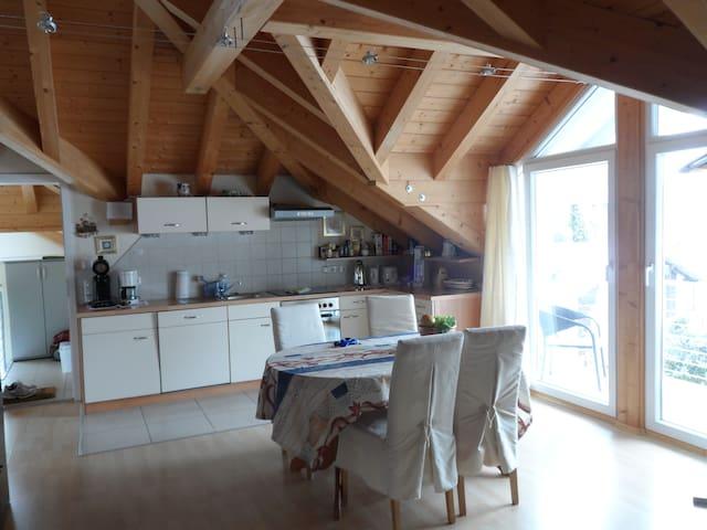 Traum Wohnung ..mit Traumblick  - Füssen - Lägenhet