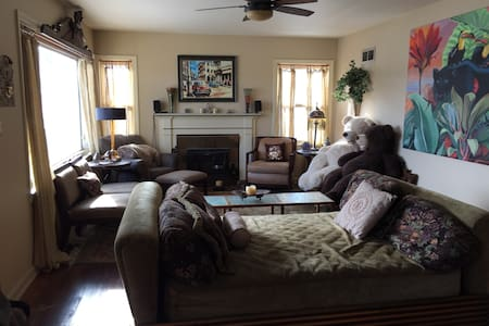 Room in Amazing Farm House - Benton Harbor - Dom