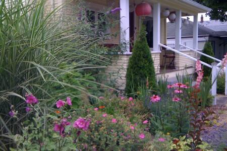 Quaint House w/ Porch, 2 Bedrooms