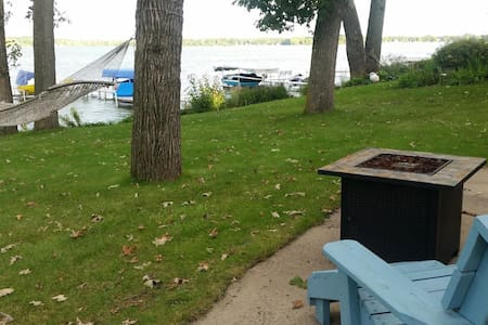 Lakefront property. 10 minutes from downtown! - Madison - Maison