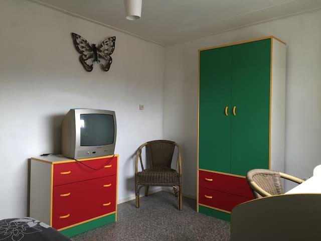Kamer 8 in Bruchem