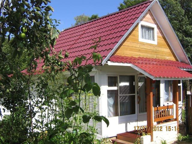 Дом в центре Валдая в 100 м от озер - Valday - Ev