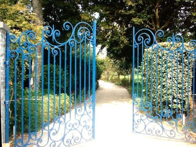 La BRUYERE Chambres d'hôtes Gite  cadre idyllique - May-sur-Orne
