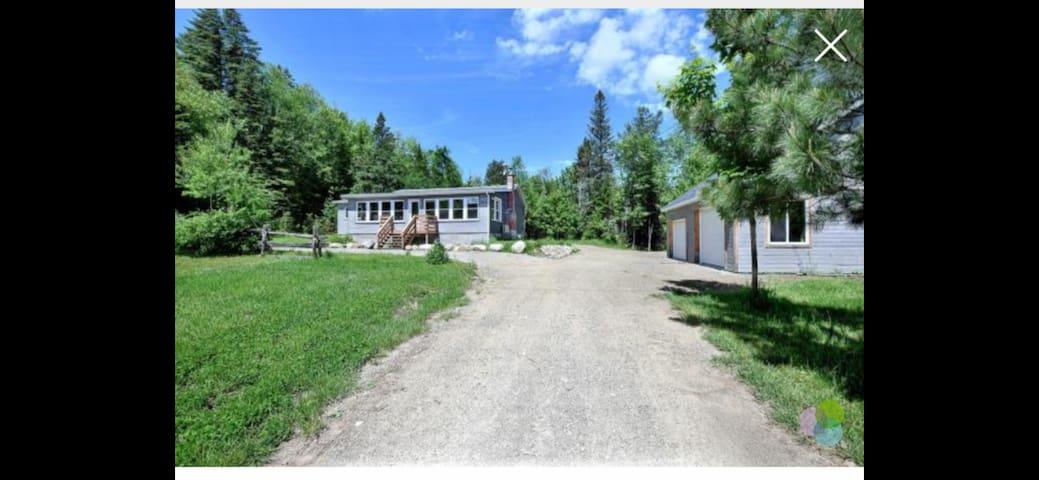 Chalet Lanaudière  / maison Chertsey