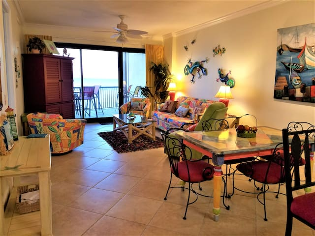 Orange Beach Ocean Front Condo-PANORAMIC VIEWS! - Orange Beach - Wohnung