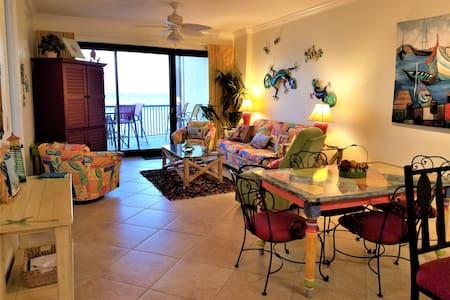Orange Beach Ocean Front Condo-PANORAMIC VIEWS! - Orange Beach - Condomínio
