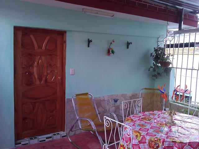 Casa Julia-Felix - Santiago de Cuba - Huis