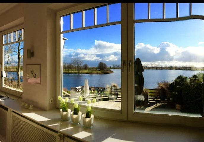 Workshops/Seminare- 2-12 Pers. Selbstversorgerhaus - Süderstapel - Guesthouse
