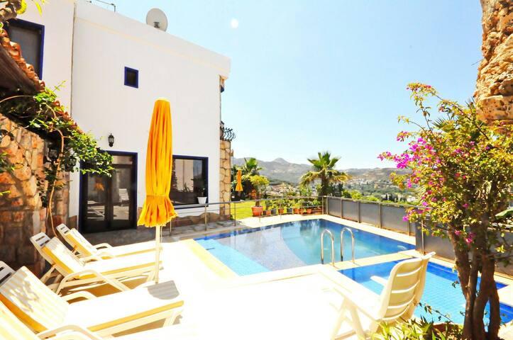 Yalıkavakta özel havuzlu 3 odali - Yalıkavak Belediyesi - Apartment