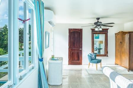 Ocean View Villa w/ Roof Deck - Unit B Only - Fajardo