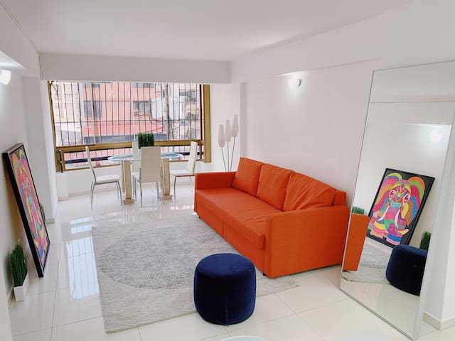 Super Nice Apartment in Los Palos Grandes