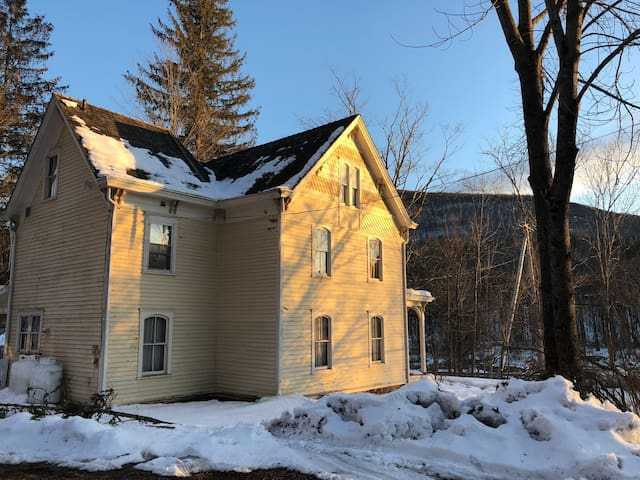 Restored Victorian In the Catskill Mountains