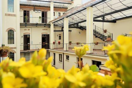 Palazzo Centro - 22 Alloggi Vacanza - Nizza Monferrato - Apartment