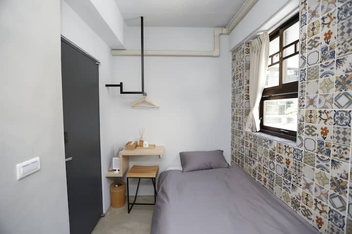 Taipei Dongmen Cozy room---Ke Zuo 203