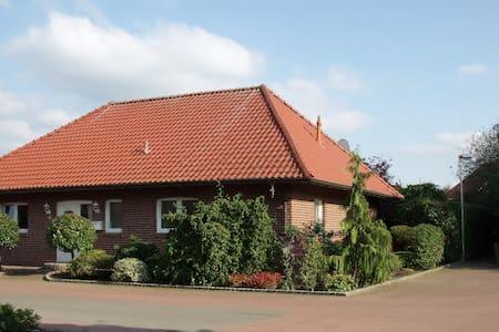 Ferienhaus Bungalow großer Garten - Bad Bentheim
