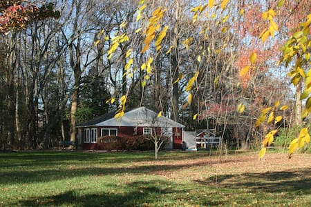 Country Cottage near Cape Henlopen and Rehoboth. - 劉易斯(Lewes) - 民宿