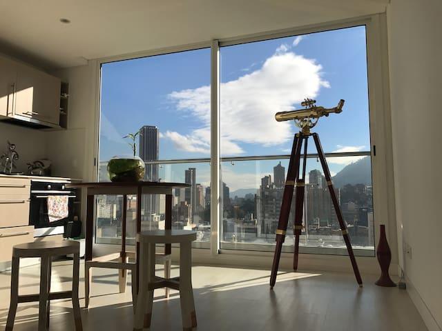 BD Bacata Apartamento - Piso 15 - 1 Habitación