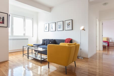 Stylish and central apartment