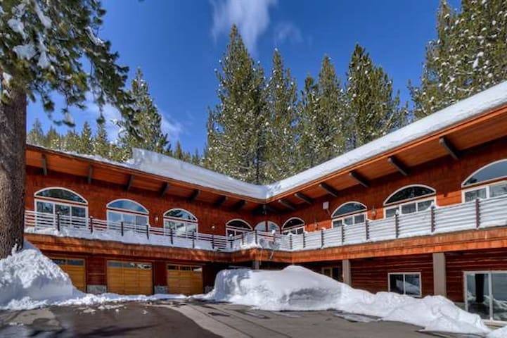 Squaw Valley's Best Vacation Rental - Olympic Valley - House