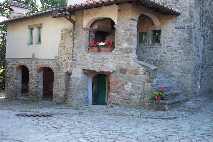 Casa in pietra in borgo medievale - Sarna - Appartement