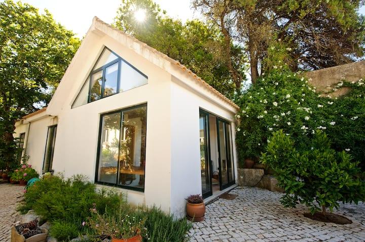 Lovely Garden Annex Cascais Sintra