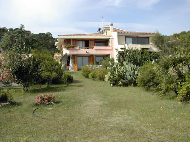 50m from the beach 3 bedrooms - Porto Taverna - Casa de camp