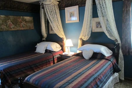 Empire Room, Rose Cottage B&B - Wikt i opierunek