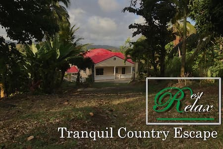 Tranquil Country Escape