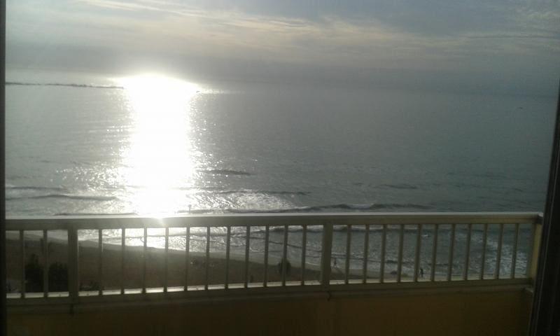 Apto frente ao mar - Barra Velha - Apartment