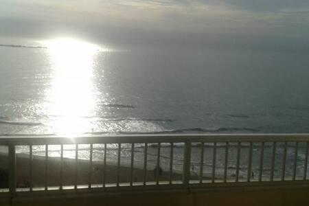 Apto frente ao mar - Barra Velha - Apartamento