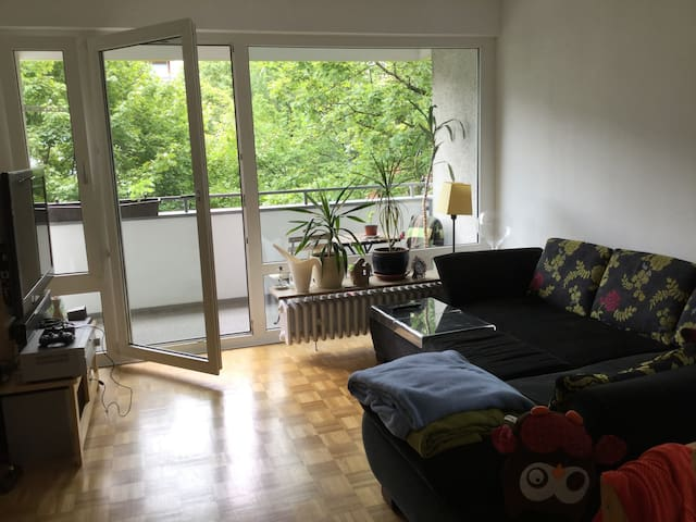 Sonnige Wohnung in München