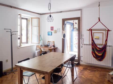 Mini casa en la Mitteleuropa