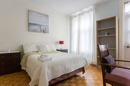 Big private room with balcony. - Montreal - Byt