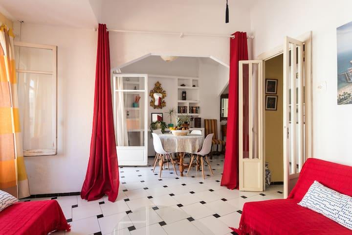 Beautiful apartment to enjoy Alicante.