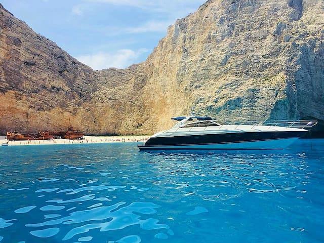 Annita Yacht  17m | Ionian View | Zakynthos Port