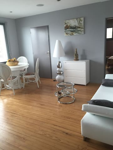 Lumineux apt design et récent T2b avec 3 couchages - Mont-de-Marsan - Appartement