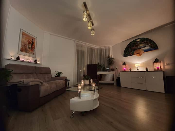 A nice little luxury apartment near Rotterdam.