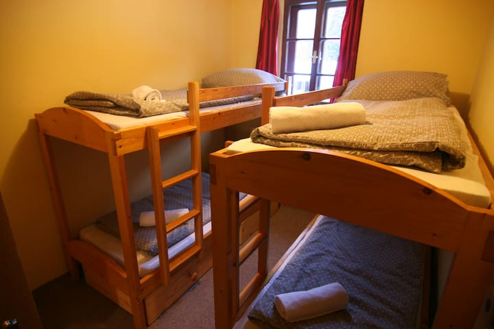 Pension Black Sheeps Adventures Room Nr.10