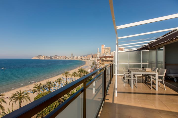 One Bedroom Sea View Penthouse