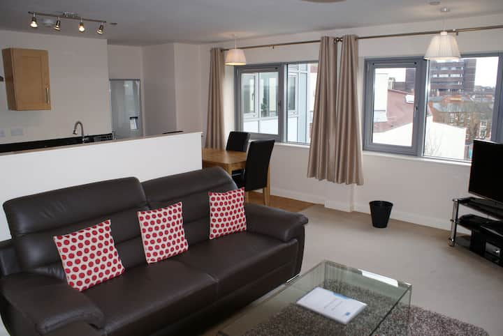 Shortletting by Centro Apartments Bloomsbury House NN - A10