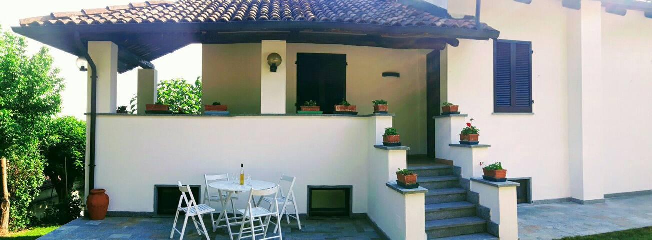 Villa Margherita in Nizza Monferrato
