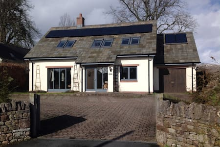 Detached Eco-House in Quiet Hamlet - Brough Sowerby - House